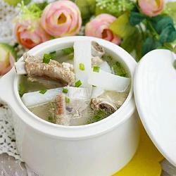 白萝卜排骨汤的做法,白萝卜排骨汤怎么做?